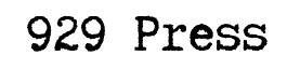 929 Press